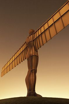 Angel of the North | Flickr - Photo Sharing!