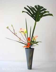 ikebana by Thai Thomas Mai Van