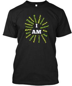 """The """"I AM"""" Shirt http://teespring.com/Iamshirt"""