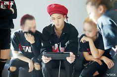 170119 #VIXX @rravii0215 on @ Naver Starcast Update ☆  #빅스 #Ravi #BOMB # #라비 #kimwonshik #wonshikkie