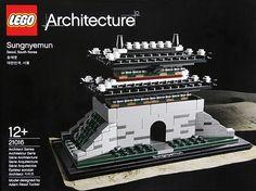 New Lego 21016 Architecture Sungnyemun Gate Seoul South Korea SEALED Set 673419179935 | eBay
