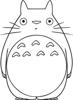 Hey, I found this really awesome Etsy listing at https://www.etsy.com/listing/221796562/cute-vinyl-totoro-decal