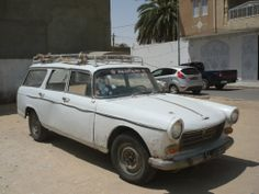 PEUGEOT 404 GLD break
