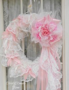 Shabby Chic This would be fun to make.