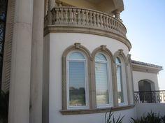 Precast Architectural Trim and Accents mediterranean