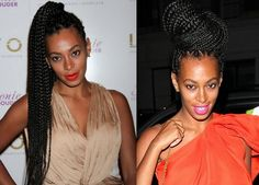 Party Hairstyles for Black Women
