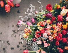 "Check out new work on my @Behance portfolio: ""Fiori"" http://on.be.net/1FM7RTb"