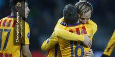 Agen Bola - Barcelona berhasil mendominasi jalannya pertandingan dan mencetak dua gol kemenangan mereka ke gawang BATE Borisov di babak ke-dua pada pertandingan lanjutan babak penyisihan Grup E.