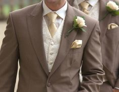 Classical and Stylish yet simple suit for the groom to complete the circle on our special day!
