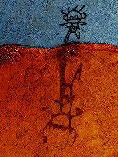 'Let's Dance' von Dirk h. Wendt bei artflakes.com als Poster oder Kunstdruck $19.41