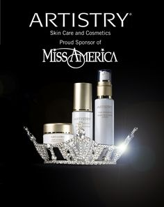 artistry | Amway Global and ARTISTRY® partner with the Miss America Organization ...