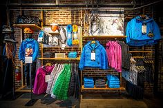 patagonia fitting rooms - Google Search