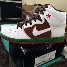 "Nike SB ""California"" Dunk High (First Look Preview) - EU Kicks: Sneaker Magazine"