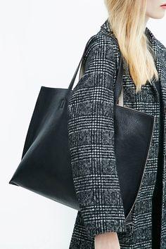 New In: Vegan Tote #urbanoutfitters #uoeurope #totes #bags #vegan #womenswear