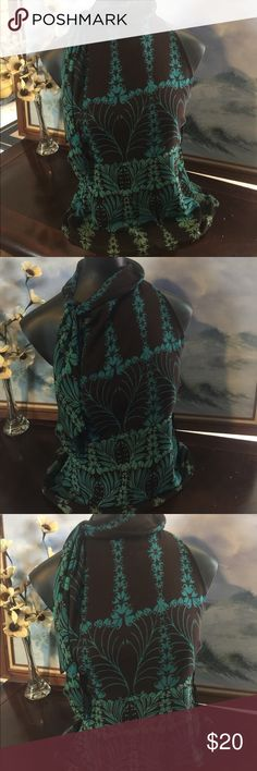 Woman shirt size 12 silk Bandolino new New without a tag size 12  silk Bandolino Tops Blouses