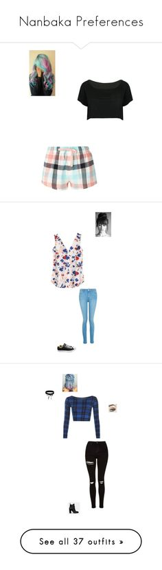 """""""Nanbaka Preferences"""" by maryvarleyrox ❤ liked on Polyvore featuring Dorothy Perkins, WithChic, Banana Republic, Topshop, Converse, Boohoo, WearAll, Coach, JustFab and Miss Selfridge"""