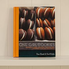 This book was written with love by Dawn & Dave themselves and includes 67 recipes and 50 color photos for everything from classics at the café to some family favorites to breakfast sweets. It will become the dog eared, grease stained book that every baker will reach for time and again. It is both a great baking resource and sweet story book. [click for purchasing]