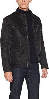 TOM TAILOR Herren Light Padded Jacket Jacke - 53.56 - 4.5 von 5 Sternen - Herren Jacke Herbst Winter Padded Jacket, Leather Jacket, Toms, Jackets, Fashion, Sport Clothing, Fall Winter, Studded Leather Jacket, Down Jackets