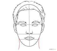 How to Draw Human Faces: 9 Steps (with Pictures) - wikiHow
