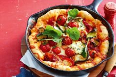 Chicago deep-dish pizza -    I have been using this recipe for years & I love it :)
