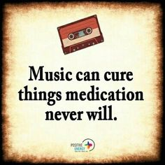 Music Can Cure Things Medication Never Will. Music Lyrics, Music Quotes, Me Quotes, Motivational Quotes, Music Mood, Trance Music, All About Music, Music Humor, Frases