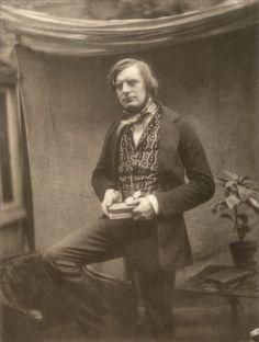 Roger Fenton | Primo reporter di guerra · Autoritratto · 1852 · MET · New York