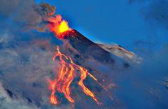 Etna yanardağı niye yer değiştiriyor biliyor musunuz?, ETNA'nın gizemi çözüldü,