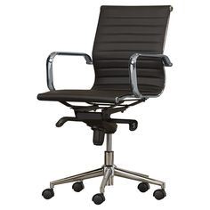 10 Surprisingly Stylish Ergonomic Office Chairs — Annual Guide 2017