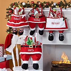 Do it yourself christmas stocking projects stockings stocking santa family personalized stocking solutioingenieria Gallery