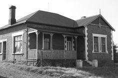 Old house at Boons, Rustenburg, South Africa
