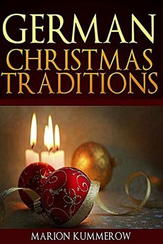 German Christmas Traditions - Christmas is a very special holiday not only in Germany but all over the world. This book will take you on a journey through many German Christmas traditions filled with happy childhood memories. German Christmas Decorations, German Christmas Cookies, German Cookies, German Christmas Markets, Christmas Treats, Christmas Baking, Christmas Holidays, Xmas, Christmas Books