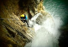 Experience Canyon - Canyoning à Billere (64)
