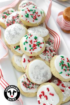 These gluten free sugar cookies are the perfect sweet and simple cookie! Great for traditional or cut out cookies, this recipe makes buttery, soft, and tender cookies you'll love frosting for the holidays or snacking on anytime! Noel Christmas, Christmas Baking, Christmas Cookies, Christmas Recipes, Holiday Baking, Holiday Foods, Holiday Desserts, White Christmas, Cookie Recipes