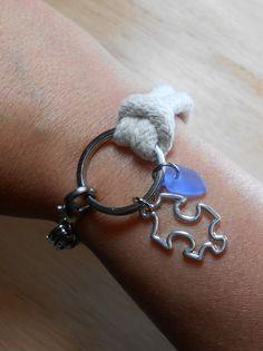 Sea Glass Bracelet - Nautical Ring Jewelry - TRAVELLER