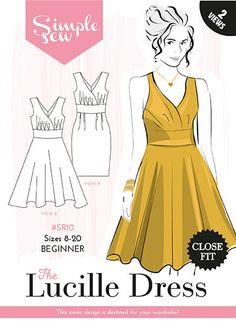 Hoi! Ik heb een geweldige listing op Etsy gevonden: https://www.etsy.com/nl/listing/454169876/pdf-simple-naai-lucille-dress-combi