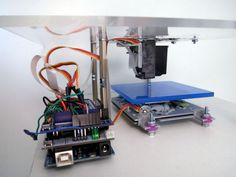 Biohackers Create a DIY Bioprinter | MIT Technology Review