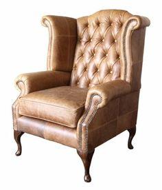 Regal Wing Chair  #Meyerandmarsh