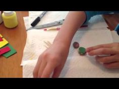 My niece's 4th craft video:  Fun Crafting- doll food: burger & fries