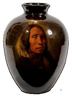 Rookwood Pottery,(Erdinç Bakla archive)