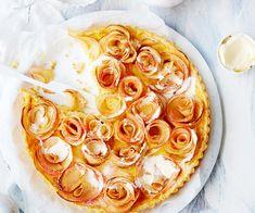 Apple Desserts, Delicious Desserts, Sweet Desserts, Yummy Food, Tart Recipes, Dessert Recipes, Dessert Ideas, Decadent Chocolate, Kitchen