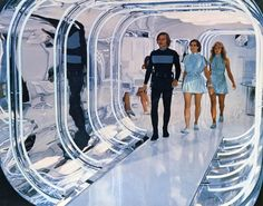 Logan´s Run, 1976. Gran serie