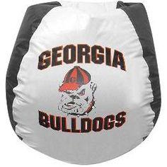 Bean Bag Boys Georgia Bulldogs Bean Bag Chair