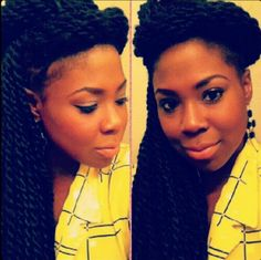 My Summer Senegalese Twists