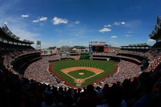 Nationals Park - Home to the Washington Nationals