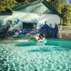 Looking for a way to cool over over the summer season?  Don't forget about the Outside Inn swimming pool, a refreshing dip available to guests May-September. Grass Valley, Nevada City, Outdoor Adventures, Motel, Lodges, Don't Forget, Swimming Pools, Cute Pictures, Dip