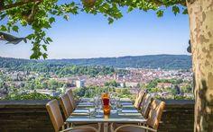 Restaurant Goldenberg - Hochzeitslocation in Winterthur Winterthur, Restaurant, San Francisco Skyline, Paris Skyline, House, Travel, Mansions, Reunions, Viajes