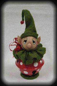 Little Knucklehead Elf