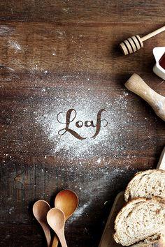 """Loaf"" from Koyuki Inagaki's #EatYourWordsProject"
