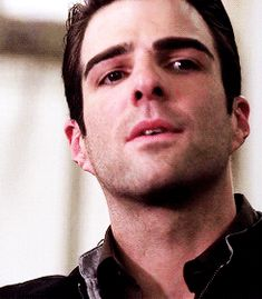 He's a really good actor. I love him as Sylar and, even though I don't like Star Trek, as Spock.