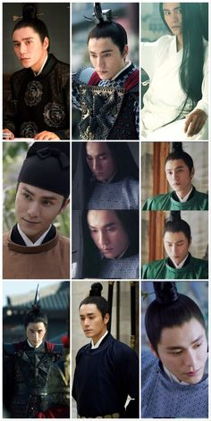 Chinese Romance Novels, Chen, Culture Clothing, Japanese Drama, Fantasy Romance, Man Bun, Drama Movies, Asian Actors, Hanfu